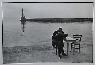 Costa Manos Ltd. Ed Magnum Photo Poster XXL Kreta Crete Griechenland Greece 1967