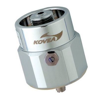 KOVEA LPG Adapter Small Silver VA-AD-0701 UK