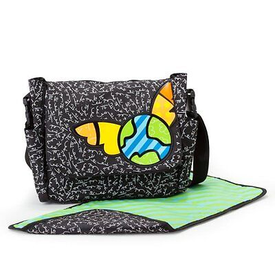 "Gund Baby Britto Bebe From Enesco Diaper Messenger Bag, 10.5"" Discontinued by"
