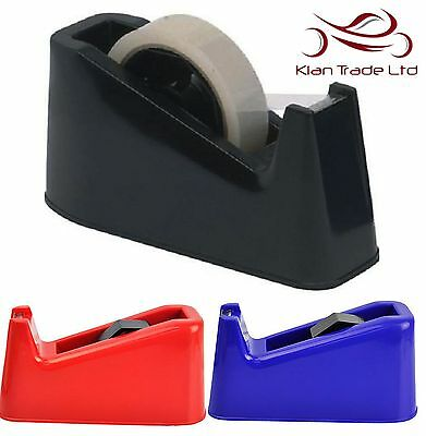 DESKTOP Heavy Duty Tape Dispenser Sello tape Cello tape Pack Holder packaging