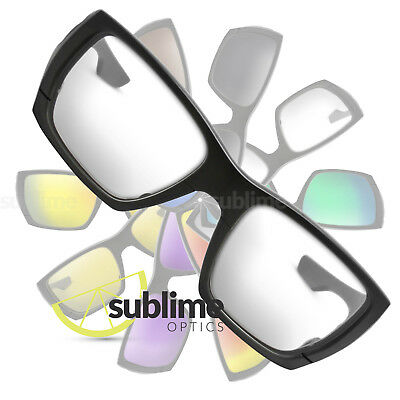UV400 Clear Replacement Lenses For Oakley Style Switch ~ Safety