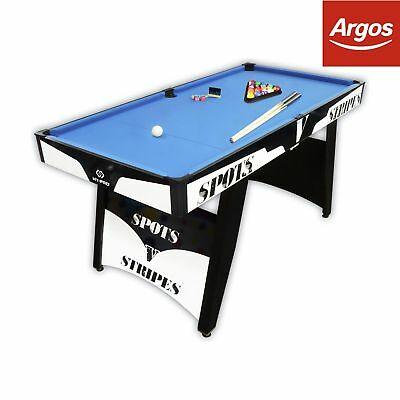 Hy-pro 5FT Pool Table. From the Official Argos Shop on ebay