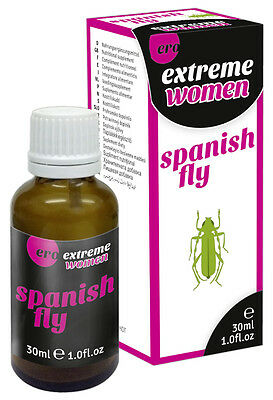 Per Donna Stimolante Sessuale Gocce HOT Spanish Fly Extreme Women 30ml