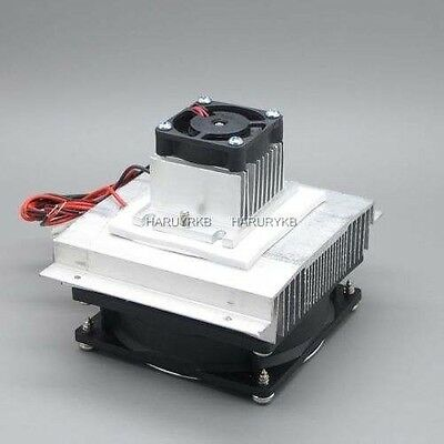 Thermoelectric Peltier Refrigeration air Cooling System Cooler fan TEC1-12706 ki