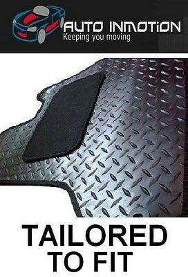 AUDI A5 (2006 on) COUPE 4 FIXING CLIPS TAILORED RUBBER Car Floor Mats HEAVY DUTY