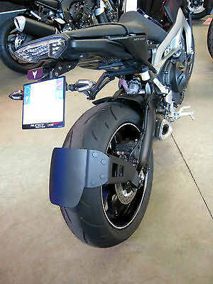 Rear Splash Guard for YAMAHA MT09 and MT09 TRACER