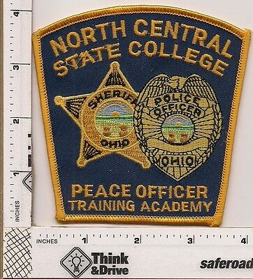 North Central State College Peace Officer Training Academy. Ohio.