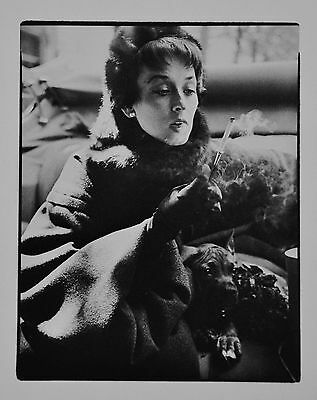 Richard Avedon Limited Edition Photo Lithograph 20x25cm Dorian Leigh Paris 1949