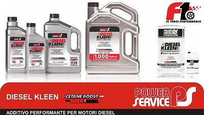 Power Service Diesel Kleen + Cetane Boost Additivo Performante Slickdiesel 946ML