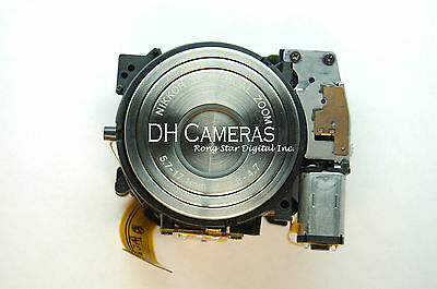 Nikon Coolpix L18 L16 Camera Lens Unit Assembly + CCD Replacement Part A0256