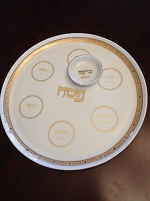 Traditional Passover Seder Plate Set