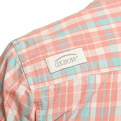 Oxbow Cantrum Chemise Homme Pêche FR : L Taille Fabricant : L [FR : L NEUF