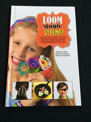 Loom Magic Xtreme! craft book extreme John Mccann 25 projects