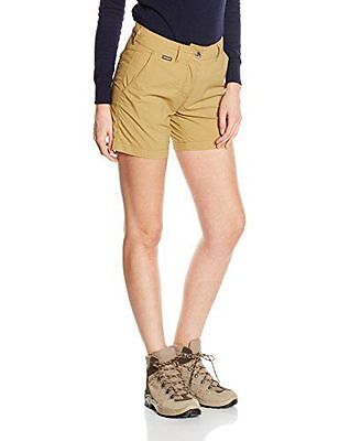 Lafuma Access Short Femme Antique Bronze FR : S Taille Fabricant : S [F NEUF