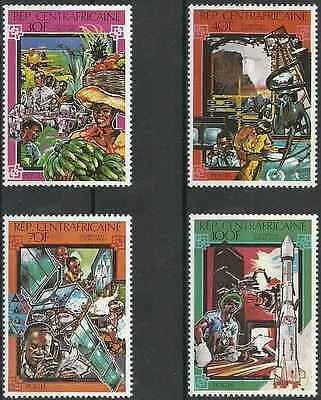 Timbres Centrafrique 431/4 ** lot 11246