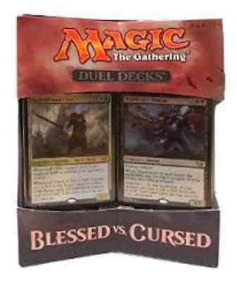 Duel Decks Blessed vs Cursed MTG ENGLISH NEW