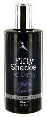 Lubrificante intimo Rapporti Sessuali Fifty Shades of Grey Silky caress Lube