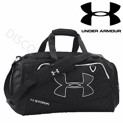 Under Armour 2016 Undeniable II Storm Large Duffel Bag Gym Bag / Travel Holdall
