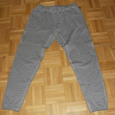 "Brixton Sweatpant ""Vista"",heather grey, Gr. M"
