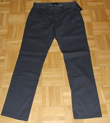 "Brixton Chino Pant ""Reserve"",Standard Fit, navy, Gr. 32/32"