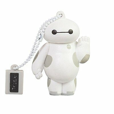 Disney Pixar Big Hero 6 Baymax Chiavetta USB Pendrive 8Gb TRIBE