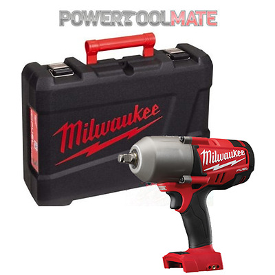 "Milwaukee M18CHIWF12-0 18v FUEL 1/2"" Impact Wrench (Body Only) with Case"
