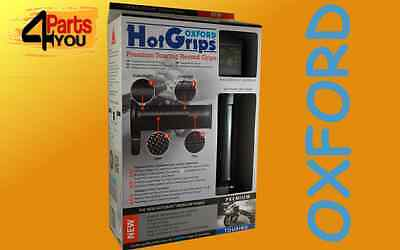 OXFORD HOT GRIPS OF691 TOURING MOTORCYCLE HEATED GRIPS  Handlebar Ride QUALITY !