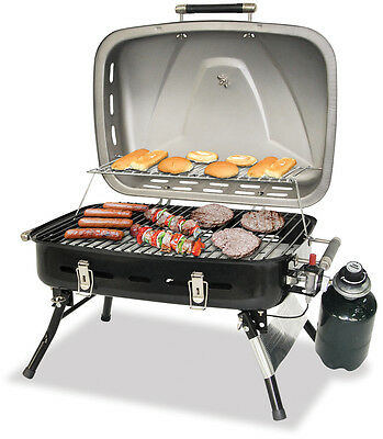 Blue Rhino Stainless Steel Outdoor LP Gas BBQ Grill NPG2302SS