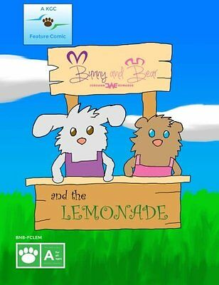 NEW Bunny and Bear and the Lemonade by Jordann Edwards