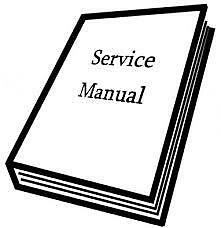 Electronically Sent Automotive Sevice Manuals