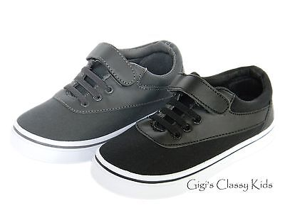 New Boys Girls Ankle High Top Sneakers Tennis Shoes Basketball ...