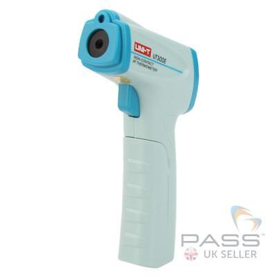 NEW Pistol-shaped UT300E Non-contact Infrared Body Temperature IR Thermometer