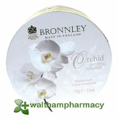 Bronnley Orchid Dusting Powder