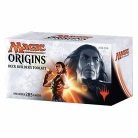 Magic The Gathering Origins Trading Card Deck Builders Tool Kit - Brand new!
