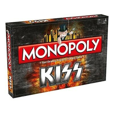 KISS Monopoly - Brand new!
