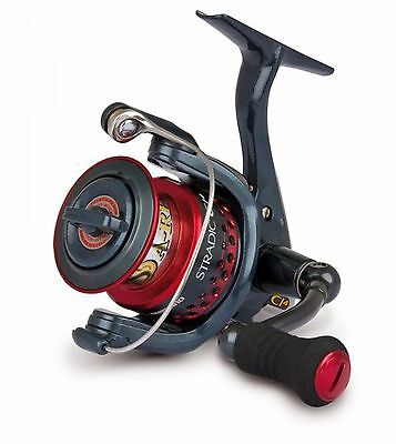 Shimano STRADIC CI4 4000 F Spinning Spinnrolle Frontbremse super leicht