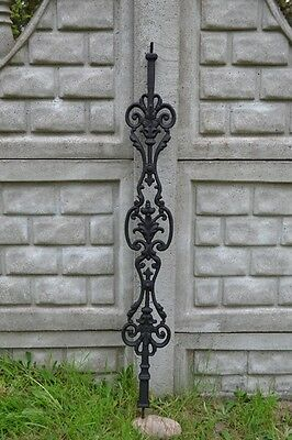 Cast Iron Stair Baluster Balustrades Balustrading Victorian Style Gothic - TR306