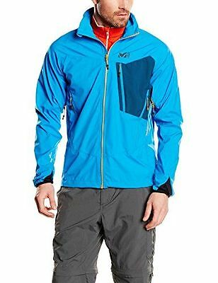 Millet Greponwds Light Veste Homme Electric Blue/Majolica Blue FR : XL NEUF