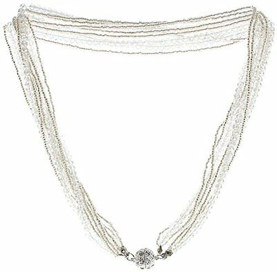Lova Jewelry A Delightful Clear Necklace