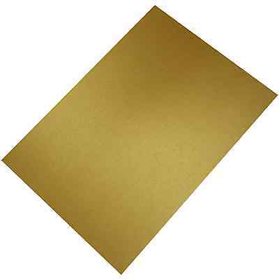 Pearlised Pearl Shimmer Card - A4 OLD GOLD Centura Pearlescent - Single Sided