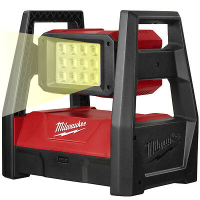 TRUEVIEW M18 LED HP Flood Light (Tool Only) Milwaukee 2360-20 New