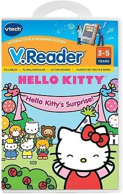 Vtech Storio Hello Kitty Console Brand NEW interactive reading system