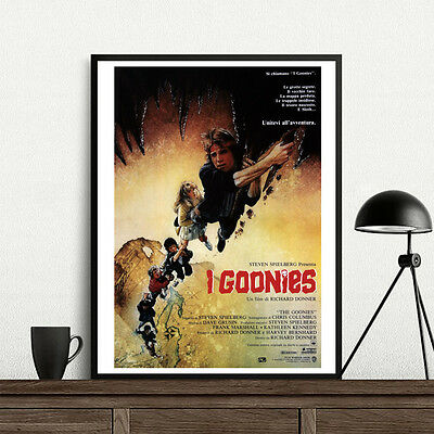 Movie Poster The Goonies 35x50 cm