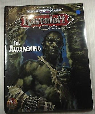 AD&D - RAVENLOFT - The Awakening -OVP-  -Shrink-