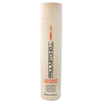 Color Protect Daily Shampoo by Paul Mitchell For Unisex 10.14 oz Shampoo