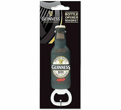 Guinness Magnet Bottle Opener Magnet