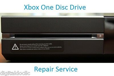 Xbox One 1 Disc Drive Laser Repair