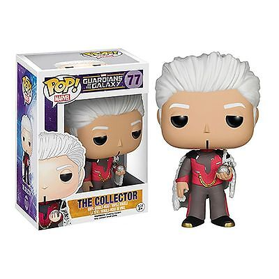 POP Marvel Guardians of the Galaxy (Series 2) - The Collector Vinyl Figure