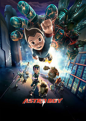 Astro Boy (2009) - A1/A2 POSTER **BUY ANY 2 AND GET 1 FREE OFFER**