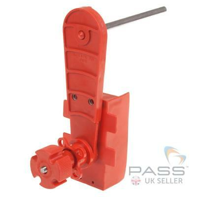 Position Locking System for Ball Valves - Large Size